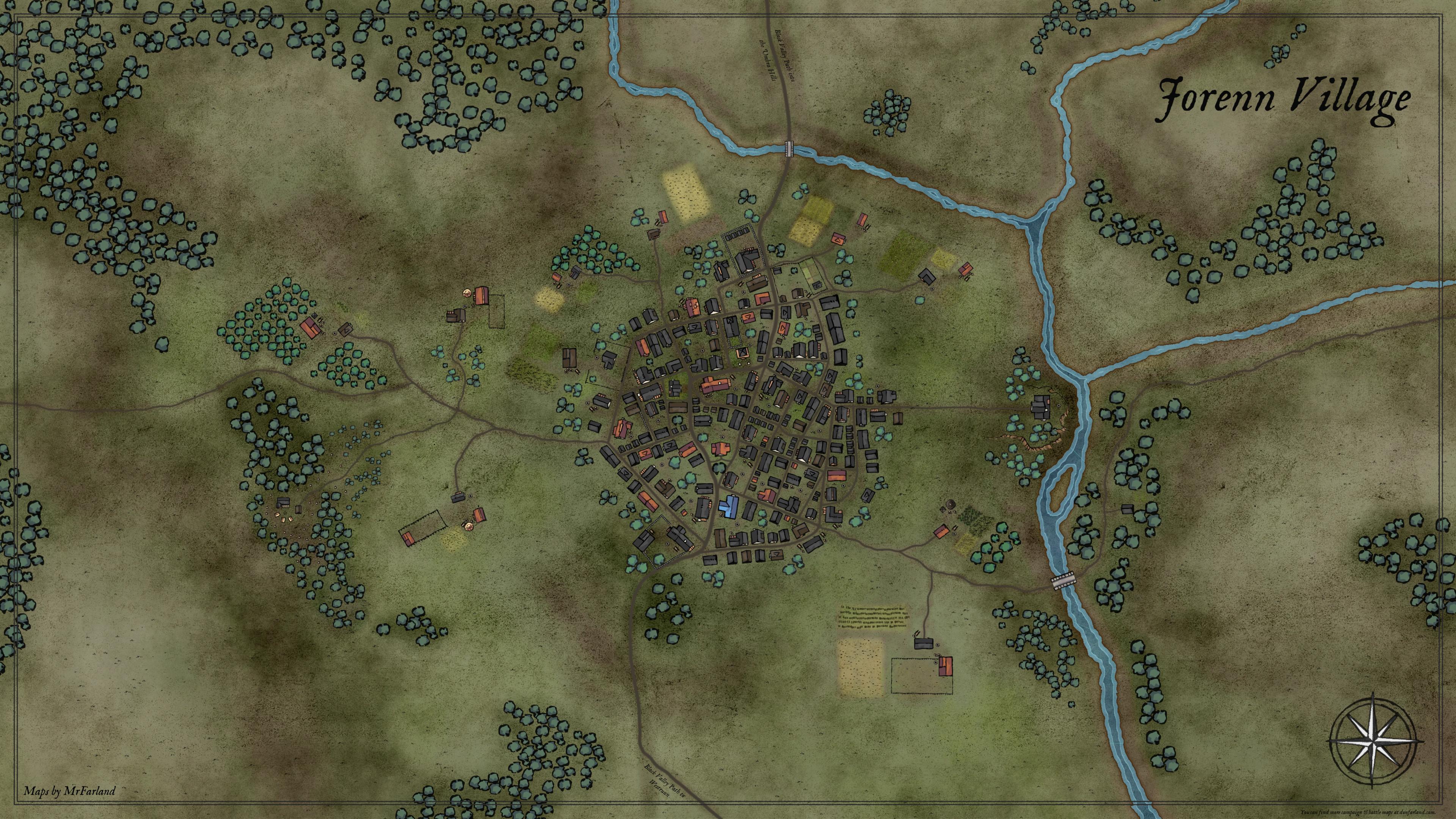 Jorenn Village