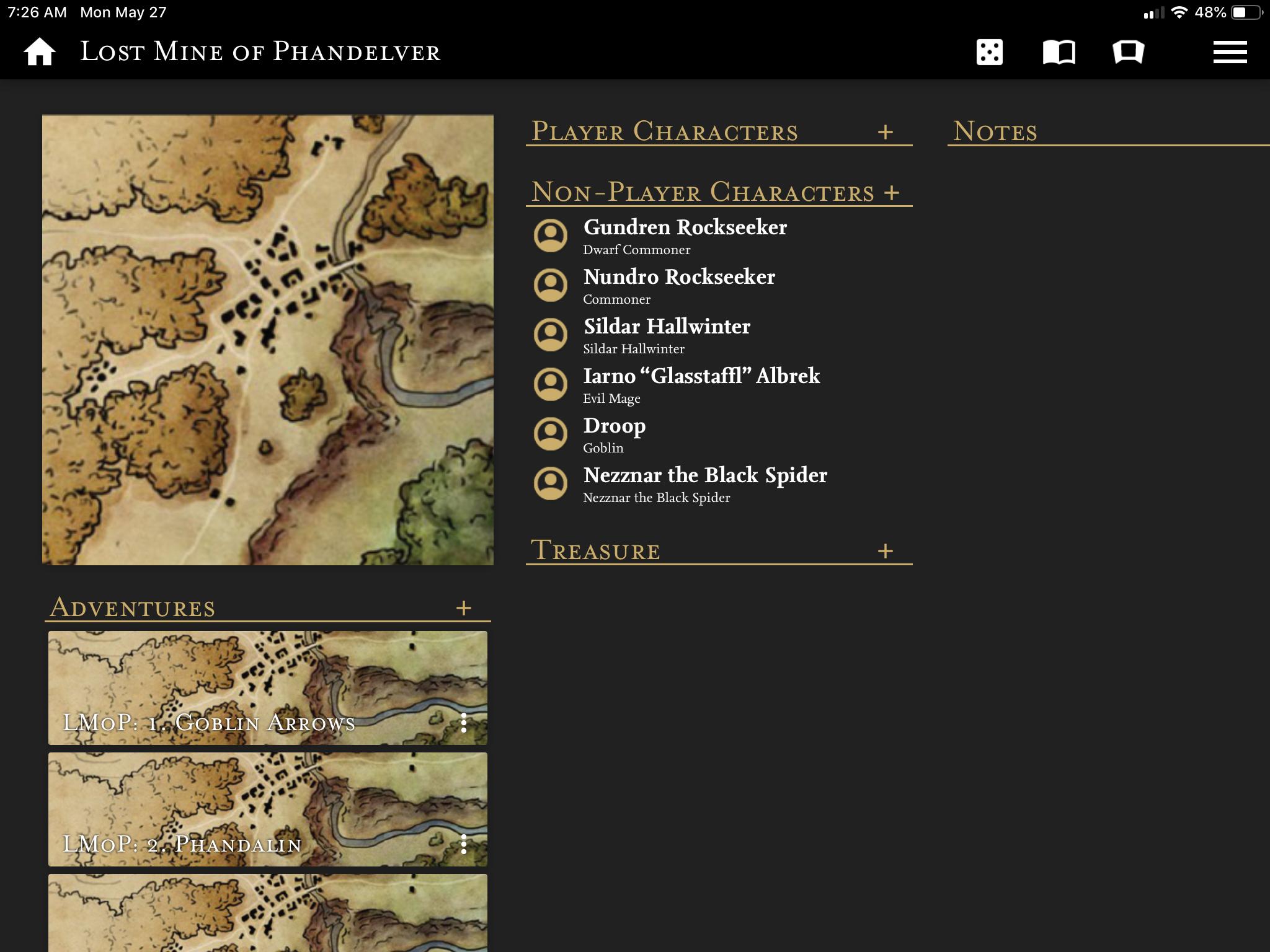 Lost Mine Of Phandelver Game Master 5 Files Donfarland Com
