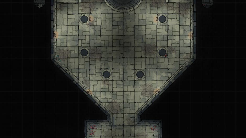Yuan-Ti Temple 22x34 Grid